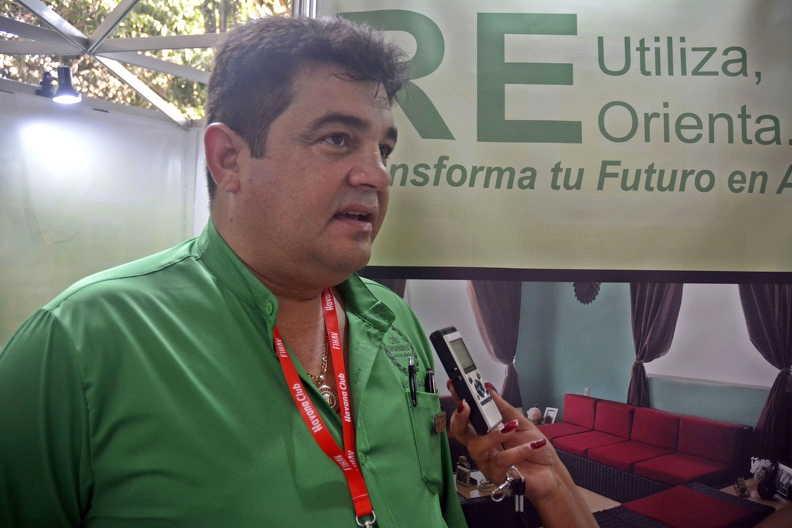 sancti spiritus, fihav 2019, feria internacional de la habana, coopertiva no agropecuaria