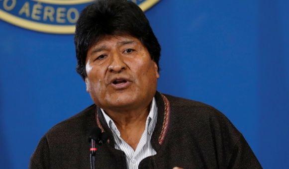 Evo hizo un llamado para la pacificación del país. (Foto: Reuters)