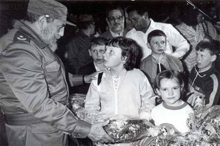 cuba, ucrania, chernobil, documental