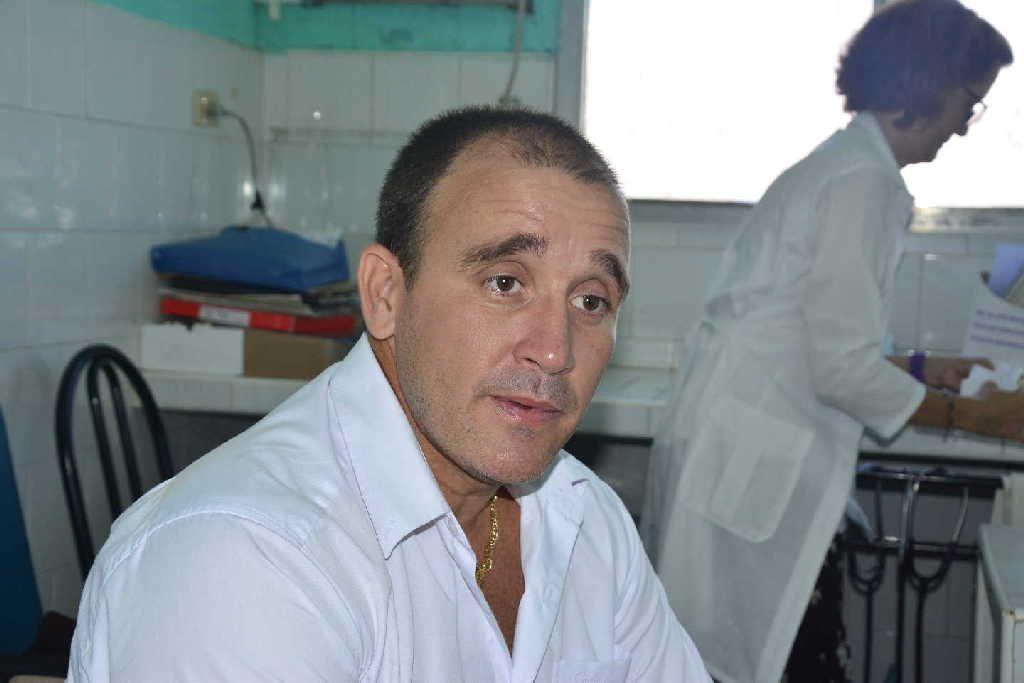 cuba, bloqueo de eeuu a cuba, sancti spiritus, hematologia, hospital provincial camilo cienfuegos