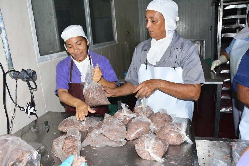 El picadillo de carpa es muy cotizado en la red de casillas especializadas de la provincia.