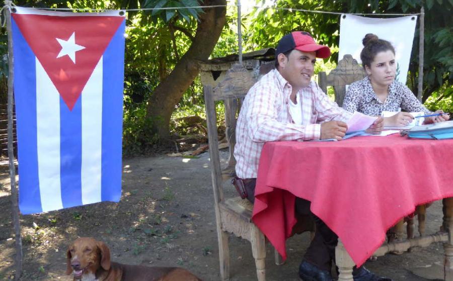 taguasco, delegado del poder popular, proceso de rendicion de cuentas, planteamientos