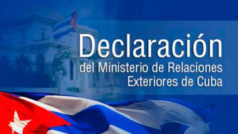 Cuba denounces coup in progress in Bolivia