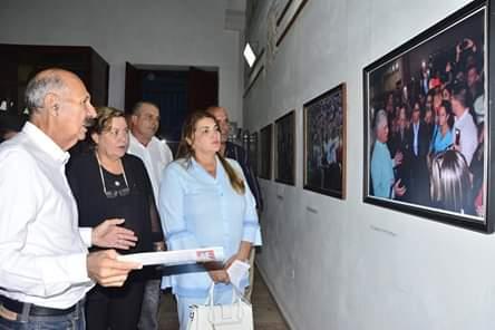La exposición resume más de cuatro décadas del trabajo del Poder Popular en el territorio)Fotos: Vicente Brito / Escambray)