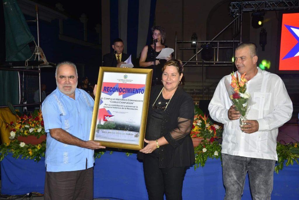 Personalidades, instituciones y organismos destacados de la provincia fueron reconocidas en la Gala.