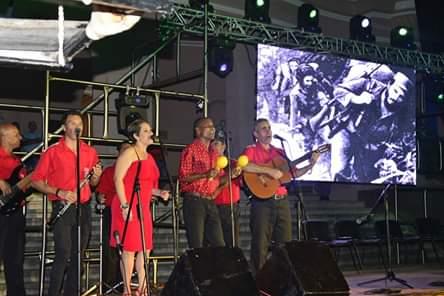 Talento artístico del territorio, fruto del desarrollo de la provincia que nació en julio de 1976, protagonizó la gala cultural por la efemérides.