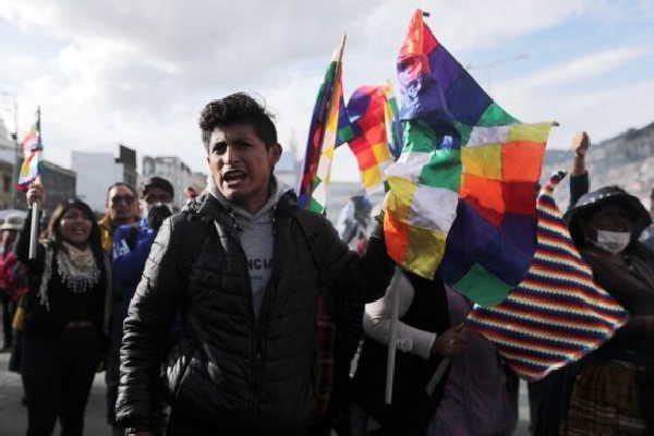 bolivia, evo morales, golpe de estado, movilizaciones