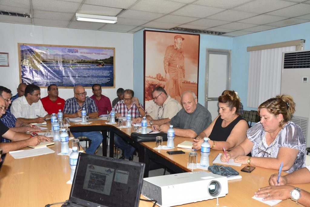 En el Consejo de Cooperación de la Industria Alimentaria, Tapia abogó por incrementar  las producciones exportables y la sustitución de importaciones.
