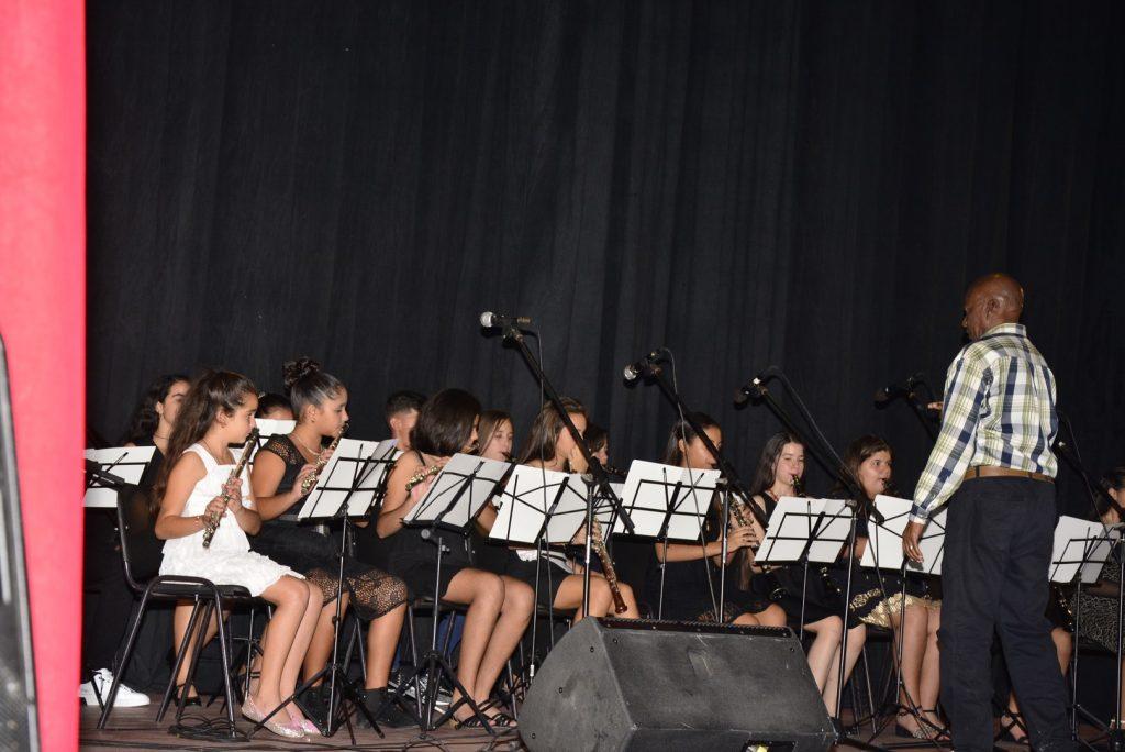 El Teatro Principal acogió la gala protagonizada por estudiantes y profesores de la Escuela Elemental de Arte Ernesto Lecuona.