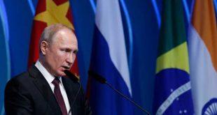 Rusia, Vladimir Putin, Brics
