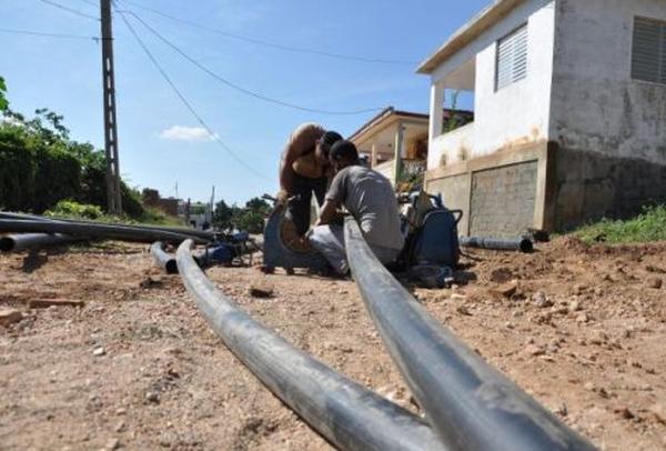 cuba, opep, inversiones hidraulicas, recursos hidraulicos