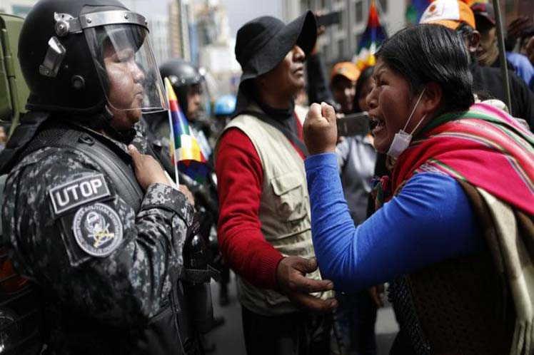 bolivia, golpe de estado, evo morales, muertes, manifestaciones
