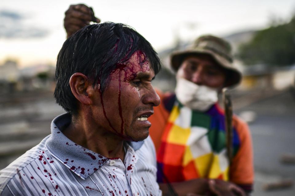 Las autoridades mienten y manipulan la situación a conveniencia, sostiene el periodista argentino. (Foto: AFP)