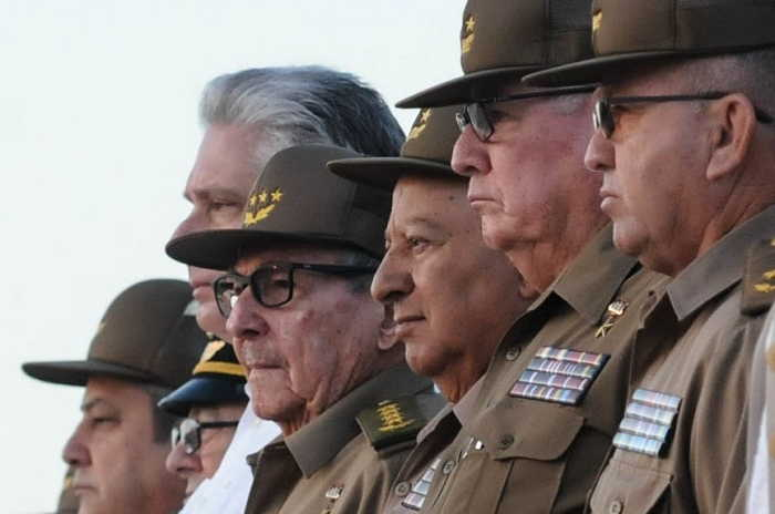 cuba, orden antonio maceo, tropas especiales, raul castro, miguel diaz-canel