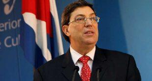 cuba, estados unidos, relaciones cuba-estados unidos, bruno rodriguez, canciller cubano, bloqueo de eeuu a cuba
