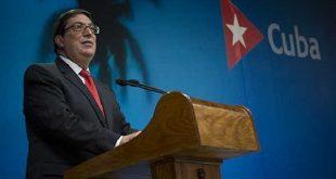 cuba, estados unidos, mike pompeo, politica, bruno rodriguez, canciller cubano, relaciones cuba-estados unidos