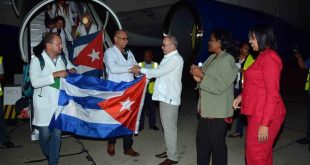 cuba, ecuador, colaboradores cubanos, medicos cubanos, minsap