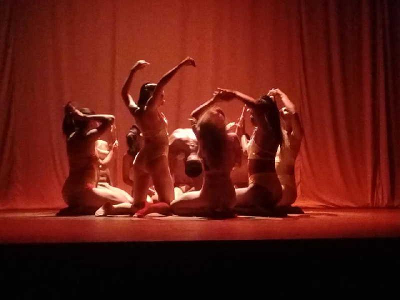 sancti spiritus, teatro principal, danza