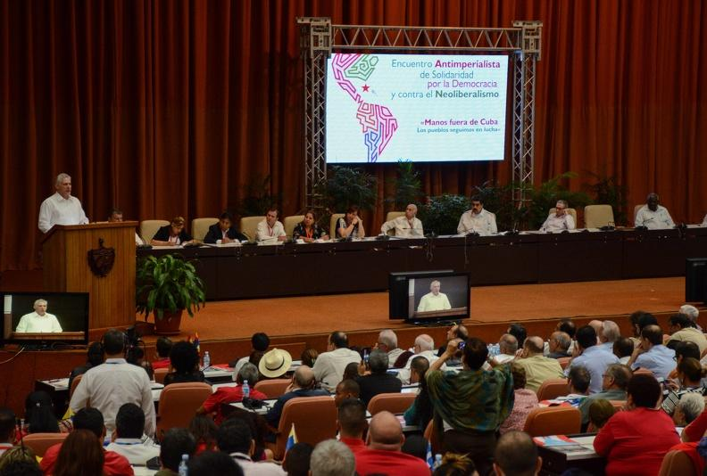 cuba, solidaridad con cuba, icap, revolucion cubana, miguel diaz-canel, raul castro, nicolas maduro