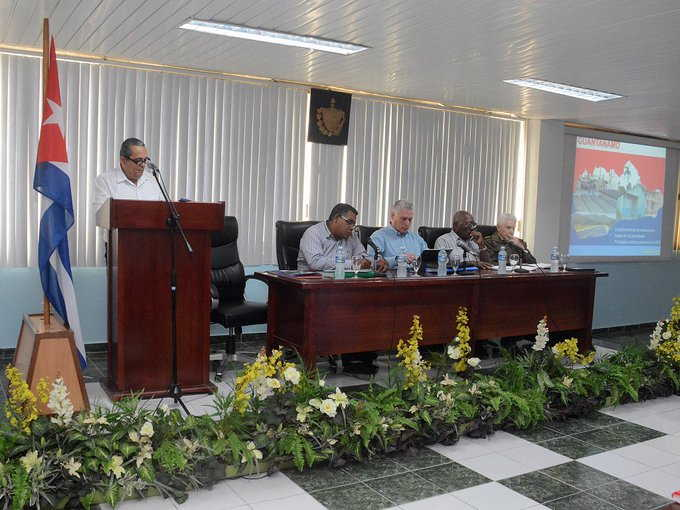 guantanamo, miguel diaz-canel, presidente de cuba