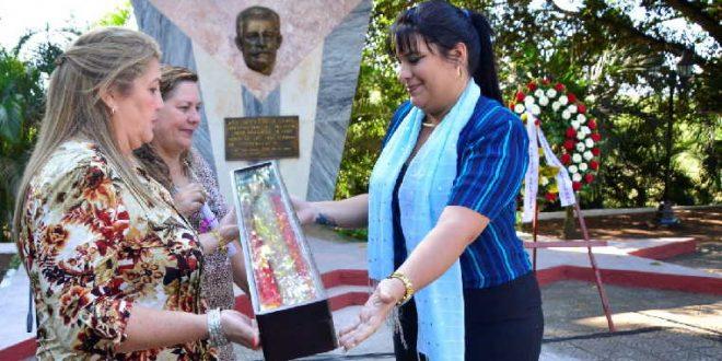 Rinden tributo en Sancti Spíritus al Mayor General Serafín Sánchez Valdivia (+fotos) - Escambray
