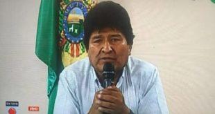 bolivia, evo morales, golpe de estado