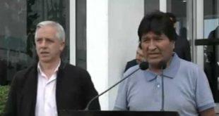 bolivia, mexico, evo morales, golpe de estado