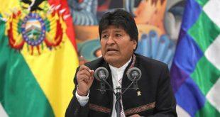 Cuba, Bolivia, Evo Morales, Díaz-Canel