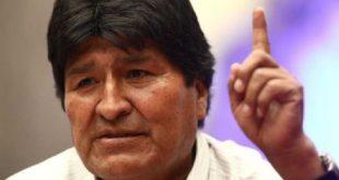 evo morales, mexico, golpe de estado, bolivia