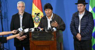 Bolivia, Evo Morales, elecciones
