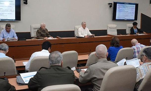 cuba, economia cubana, construccion de viviendas, produccion de alimentos, miguel diaz-canel, presidente de la republica de cuba, subsidios