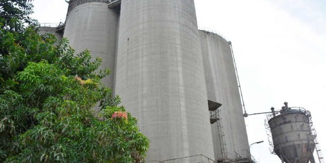 sancti spiritus, cemento, fabrica de cemento siguaney