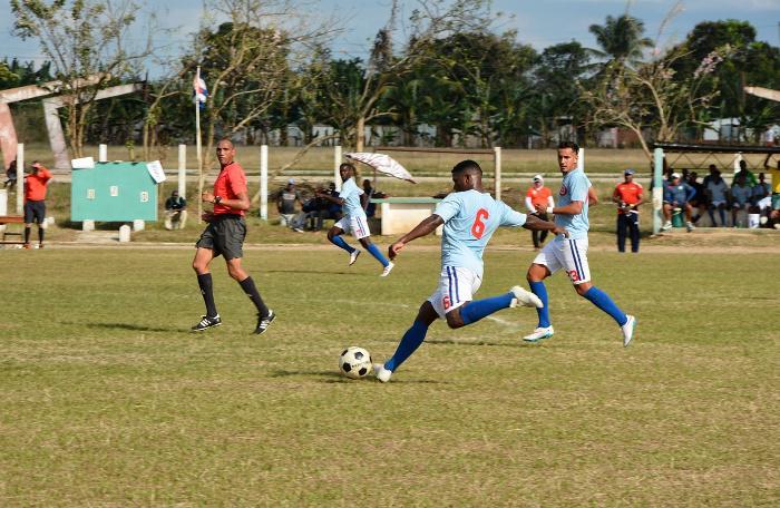 sancti spiritus, futbol, once espirituano, campeonato nacional de futbol