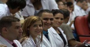Cuba, Ecuador, colaboradores, salud