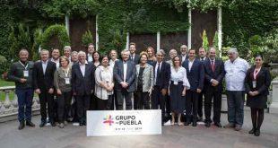 Grupode Puebla, Bolivia, Evo Morales