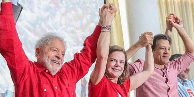 brasil, luiz inacio lula da silva, partido de los trabajadores