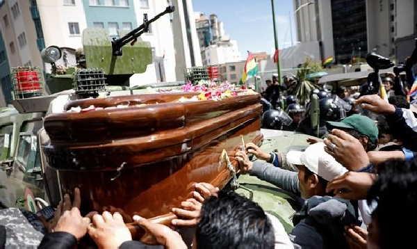 bolivia, muertes, manifestaciones, golpe de estado, evo morales