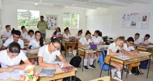 sancti spiritus, educacion, ipvce, ipvce eusebio olivera