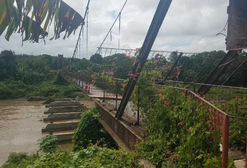 fomento, rio agabama, puente agabama