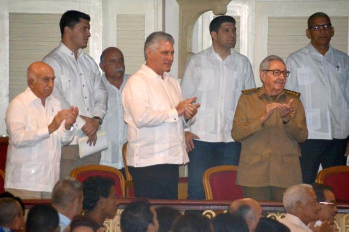 cuba, la habana, aniversario 500 de la habana, miguel diaz-canel, presidente de la republica de cuba