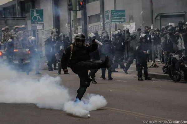 bolivia, golpe de estado, evo morales, represion