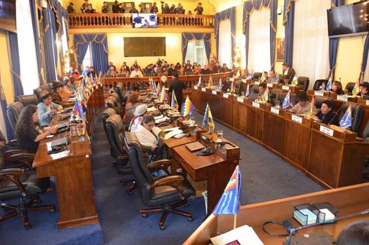 La norma aprobada será remitida a la Cámara de Diputados para su revisión. (Foto: PL)
