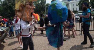 EE.UU., Cambio climático, Donald Trump