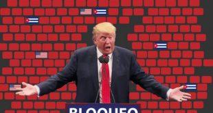 cuba, estados unidos, donald trump, bloqueo de eeuu a cuba