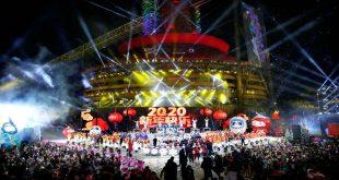 Nuevo año, 2020, Asia, China