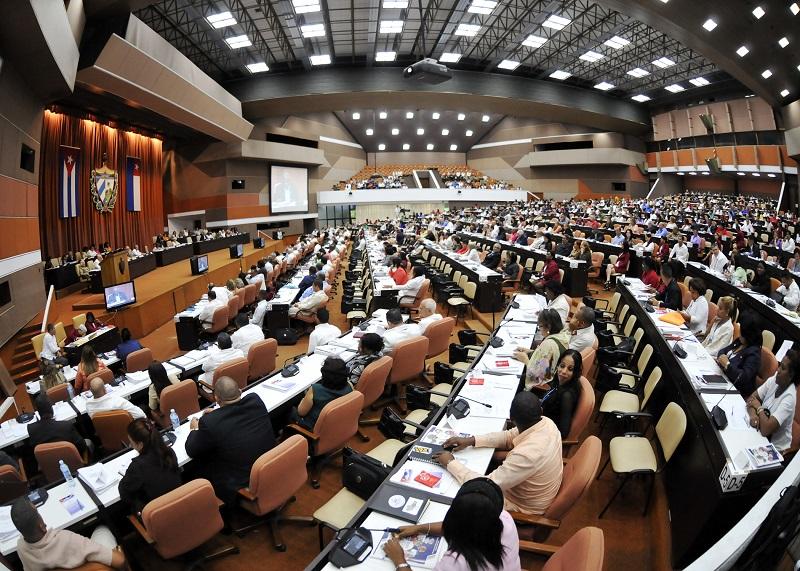 El Parlamento cubano concluye el año con una intensa actividad  legislativa.