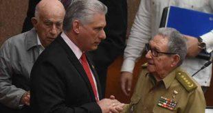 Parlamento, Cuba, Díaz-Canel, Raúl Castro