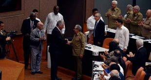 Parlamento, Cuba, Raúl Castro, Díaz-Canel