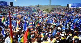 Bolivia, elecciones, MAS, Evo Morales