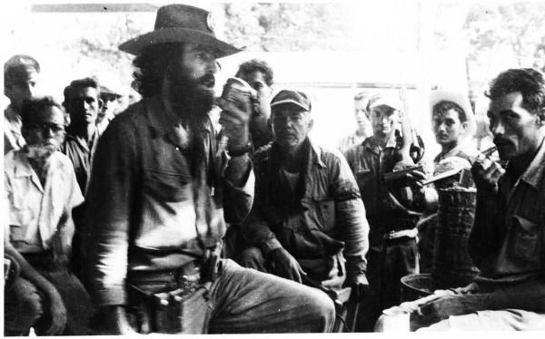 yaguajay, liberacion de yaguajay, camilo cienfuegos, frente norte de las villas, aniversario 61 del triunfo de la revolucion, revolucion cubana